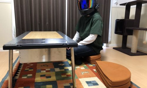 【レビュー】スノーピークのIGT(アイアングリルテーブル)を室内で普段使いしてみた。